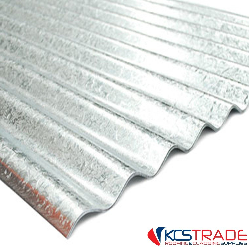 Galvanised Corrugated Sheet Kcs Cladding And Roofing