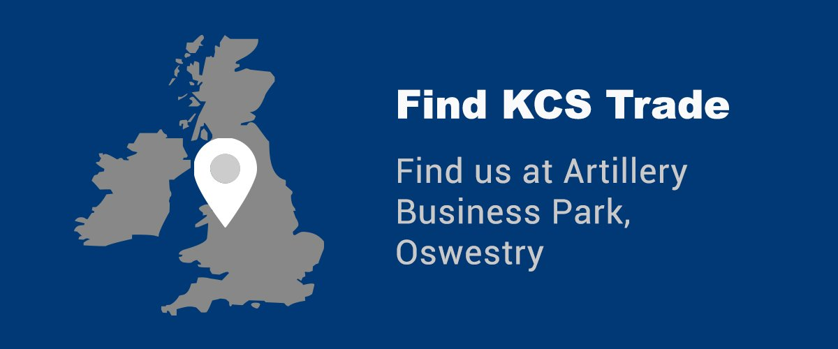 Where is KCS Trade Roofing and Cladding Supplies